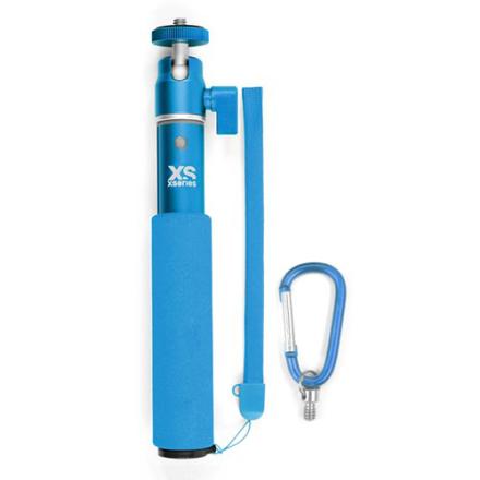 XSories U-Shot Monochrome Blue Kamerastang - Apuls