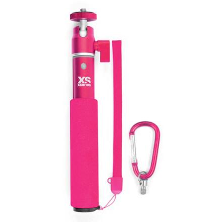 XSories U-Shot Monochrome Pink Kamerastang - Apuls