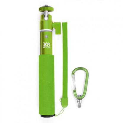 XSories U-Shot Monochrome Green Kamerastang - Apuls