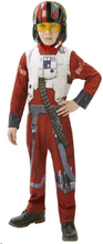 Costume - Star Wars - Xwing Fighter Pilot, size M (5-6 years)
