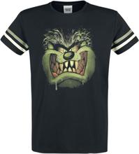 Looney Tunes - Taz -T-skjorte - svart