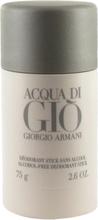 Köp Giorgio Armani Acqua Di Gio Pour Homme Deodorant Stick, 75ml Giorgio Armani Deodorant fraktfritt