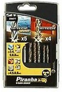 Black & Decker Black och Decker kassett Bullet HI-Tech metall och m...