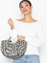 NLY Accessories Flirty Straw Bag