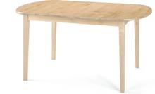 Kalmar matbord klarlackad björk 140x90 cm