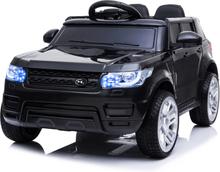 Elbil för barn 12V - Svart SUV 2x25W