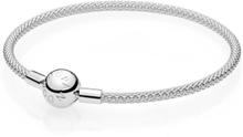 Pandora Pandora Silver Mesh Armband