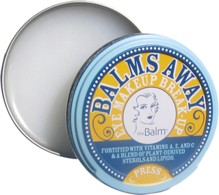 Balms Away Eye Makeup Remover, the Balm Sminkborttagning