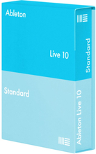 Ableton Live 10 Standard upgrade from Live Lite