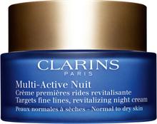 Multi-Active Night Revitalizing Night Cream Normal/Dry - 50 ml