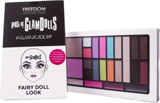 Kjøp House Of GlamDolls, Fairy Doll Look Freedom Makeup London Sminkepaletter Fri frakt