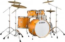 Yamaha Tour Custom Studio Drumset Candy Apple Satin