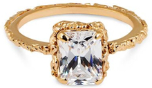 Emma Israelsson Golden Queen Sparkle Ring
