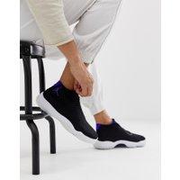 Nike Air - Jordan Future - Svarta sneakers - Svart