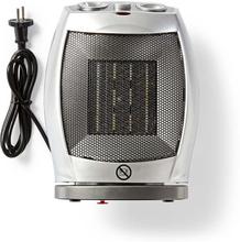 Nedis HTFA11CWT Värmefläkt keramisk, 750/1500W