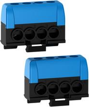 Schneider Resi9 CX Nollplint 440 V 4 st. klämmor per pol