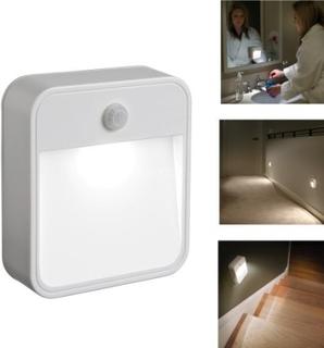 Nattlampa LED med rörelsesensor