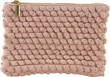 House Doctor Clutch Tofted Rose Small