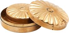 Meraki Storage Mini Brass Set Of 2 Sizes (Mkke11)