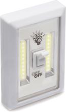 Briv Garderobslampa COB2