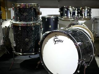 Gretsch Brooklyn Deep Black Marine Pearl Trommesæt