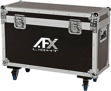 Flightcase til 2 x AFX Spot 180 LED