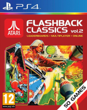 Atari Flashback Classics Vol. 2 /PlayStation 4