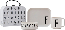 Design Letters - Classics In A Suitcase, F
