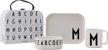 Design Letters - Classics In A Suitcase, M