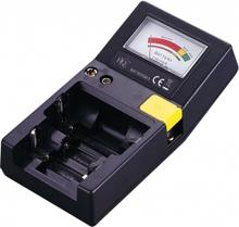 Batteritestare för AA ,AAA, C, D, 9V