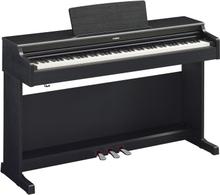 Yamaha YDP-164B Digital Piano - Black