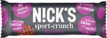 NICKS Sport-Crunch Liquorice, 40g