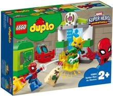 LEGO DUPLO Super Heroes 10893, Spider-Man vs. Electro