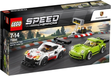LEGO Speed Champions 75888, Porsche 911 RSR och 911 Turbo 3.0
