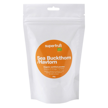 Sea Buckthorn pulver, 90 g