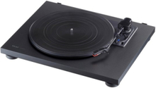 TN-180BT - turntable Platespiller - Svart