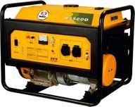 Aggregaatti R5500D, 5,5kW, sähkökäynnistys - Meister