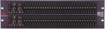 dbx iEQ31 2 x 31 ribbon graphic Equalizer/Limiter/Feedback