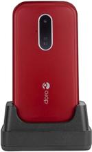 DORO 6621 RED/WHITE