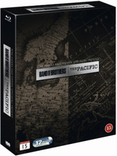 Band of Brothers / The Pacific - Box (12 disc)
