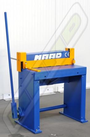 MAAD NGR-700/1.5 NOŻYCE GILOTYNOWE GILOTYNA DO BLACHY MAAD NGR-700/1.5 mm