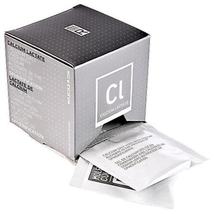 Molekyl-R Kalcium laktat fylla 10 dospåsar (kök, gourmetkök)
