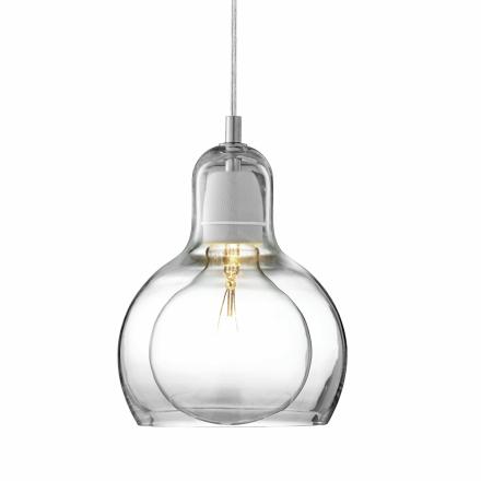Mega Bulb valaisin läpinäkyvä johto