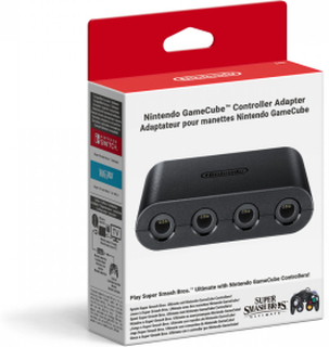 Nintendo Adapter till GameCube Kontroll