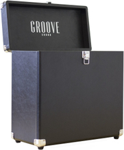 Groove Sound Record Case Carrier (Black)