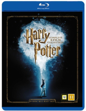 Harry Potter: Complete Box - 1-7 (Blu-ray) (8 disc)