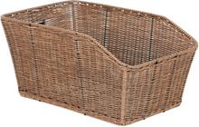 Unix Morino Fixed Installation Basket finely woven brown 2020 Cykelkorgar för pakethållare