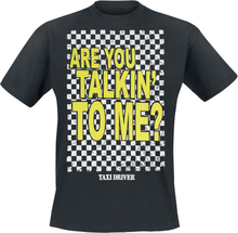 Taxi Driver - Are You Talkin´ To Me? -T-skjorte - svart