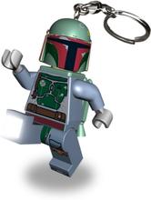 LEGO Star Wars - Boba Fett Mini-Flashlight with Keychain