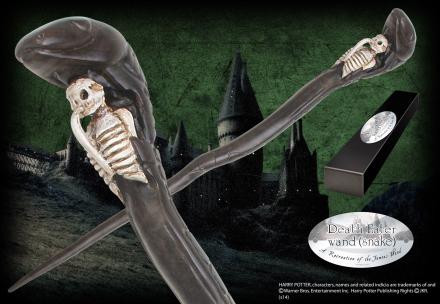 Harry Potter Wand - Death Eater Snake